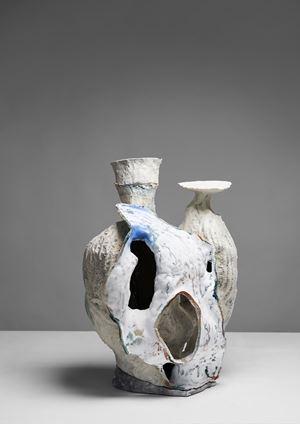 No void/ der Schrei by Johannes Nagel contemporary artwork