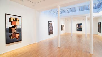 Contemporary art exhibition, James Casebere, On the water's edge at Templon, 30 rue Beaubourg, Paris, France