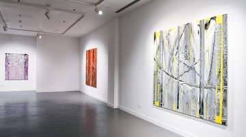 Contemporary art exhibition, Stanley Casselman, Labyrinths of Light at Gazelli Art House, Baku