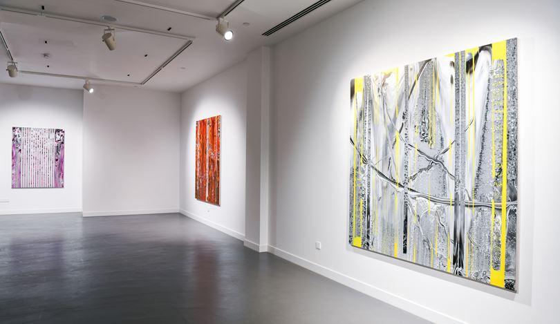 Exhibition view: Stanley Casselman, Labyrinths of Light, Gazelli Art House, Baku (19 May–2 November 2019). Artwork© Stanley Casselman. Courtesy Gazelli Art House and Kanram Aliyev.