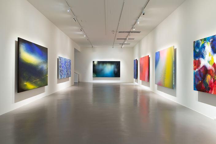 Installation view: Paul Chiang,A Retrospective,Taipei Fine Arts Museum, Taipei (28 March–28 June 2020). Courtesy Taipei Fine Arts Museum.