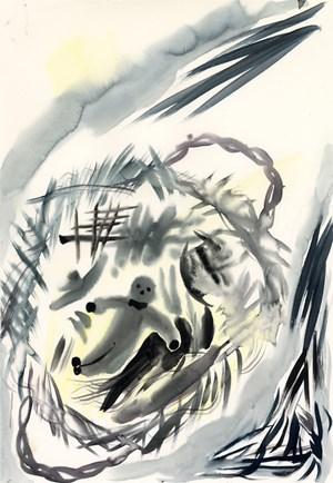 Cradle by Ryoko Aoki contemporary artwork