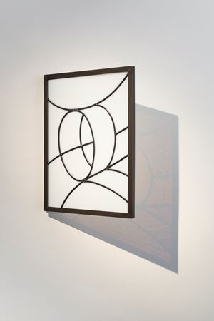 Stained Glass Series, Untitled (5) by David Murphy contemporary artwork