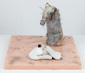 Wet Mammy by Manuel Mathieu contemporary artwork