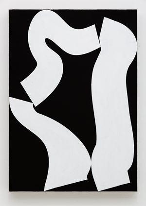 Edge Control #30, Kiss (Unplanned) GC19-0025 by Genevieve Chua contemporary artwork