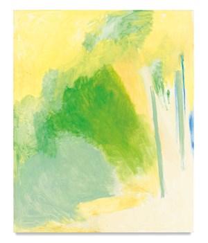 Scene from Studio by Esteban Vicente contemporary artwork