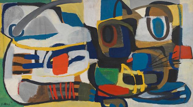 Karel Appel contemporary artist