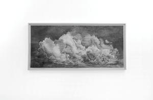 Clouds (Study 5) by Hans Op de Beeck contemporary artwork