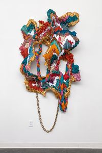 Lost and found in a tale so sweet by Suchitra Mattai contemporary artwork sculpture