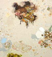 Nebula (Pebble Cluster) by Mark Rodda contemporary artwork painting