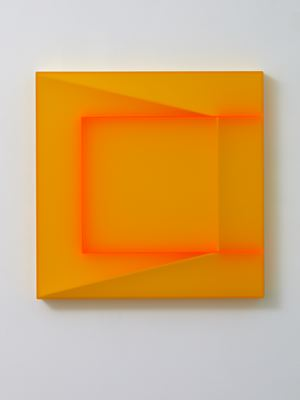 Square Unbound by Kāryn Taylor contemporary artwork