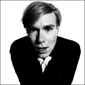 Andy Warhol by David Bailey contemporary artwork