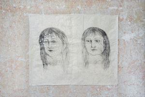 Eclipse: January Twenty-first by Kiki Smith contemporary artwork