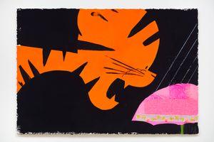 Untitled by Ellen Berkenblit contemporary artwork painting, works on paper, drawing