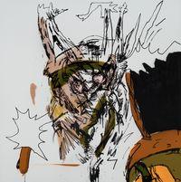 AE14 by Haekang Lee contemporary artwork painting
