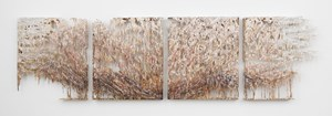 Vesuviusev by Diana Al-Hadid contemporary artwork