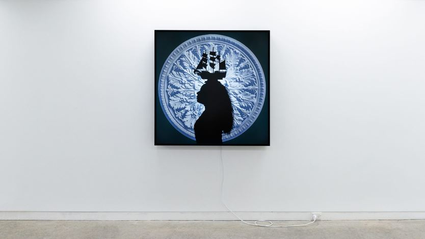 Exhibition view: Jasmine Togo-Brisby, Dear Mrs Wunderlich, PAGE Galleries, Wellington (23 July–15 August 2020). Courtesy PAGE Galleries.