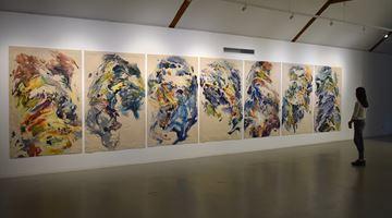 Contemporary art exhibition, Anne Kagioka Rigoulet, Element at MAKI, Omotesando, Tokyo