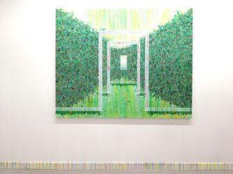 Exhibition view: Tang Contemporary Art, DnA Shenzhen 2021 (30 September–4 October 2021). Courtesy Tang Contemporary Art, Beijing.