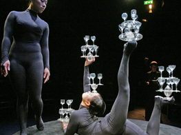 Rose English review – the unsung queen of British performance art