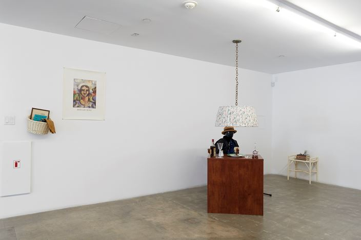 Exhibition view: Group Exhibition, 5,471 miles, Blum & Poe, Los Angeles (21 July–15 August 2020). Courtesy the artists and Blum & Poe, Los Angeles/New York/Tokyo. Photo: Heather Rasmussen (images 1-2, 15-17). Photo: Sam Kahn (images 3-14).