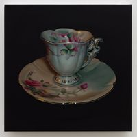 Teacup #11 by Robert Russell contemporary artwork painting