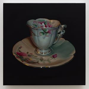 Teacup #11 by Robert Russell contemporary artwork