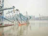 Abandoned Boats by Zhang Kechun contemporary artwork photography
