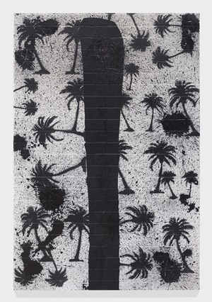 Ride On by Rashid Johnson contemporary artwork