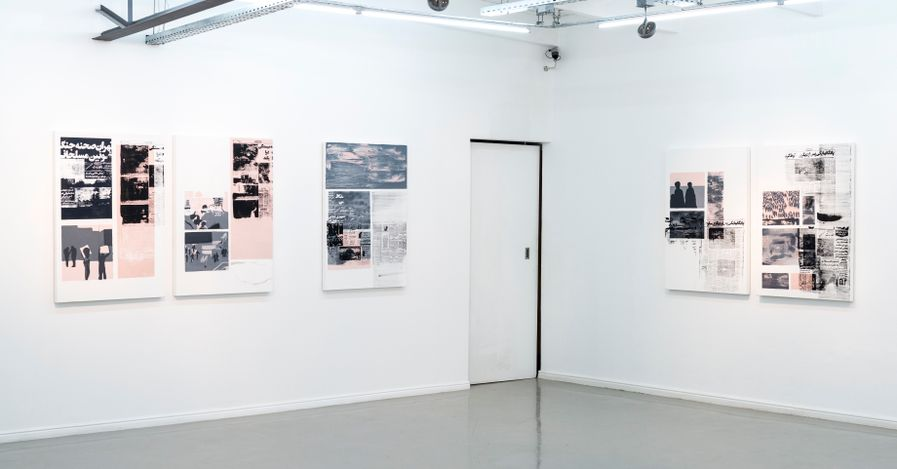Exhibition View: Sepideh Mehraban, THIS IS NOT PROPAGANDA, SMAC Gallery, Stellenbosch (29 May–3 July 2021). Courtesy of SMAC Gallery