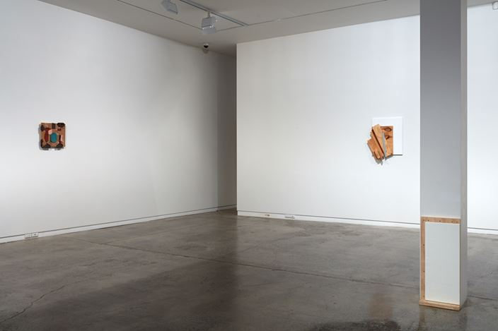 Exhibition view: Materialised, Two Rooms, Auckland (17 March–22 April 2017). Courtesy Two Rooms.