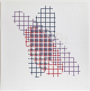 Cinema D by Richard Deacon contemporary artwork