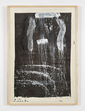 The Austria Group, No. 7 by Pat Steir contemporary artwork