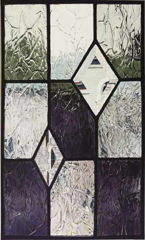 Glass Window by Jackson Slattery contemporary artwork