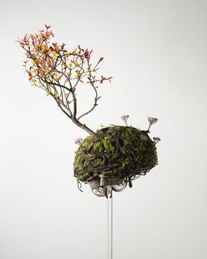 Brain by Émeric Chantier contemporary artwork sculpture