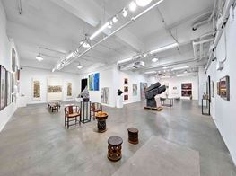 "Group Exhibition<br><em>Moving 搬屋</em><br><span class=""oc-gallery"">Hanart TZ Gallery</span>"