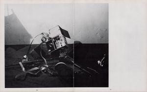 Eraser Drawing (The Cameraman) by Jonathan Owen contemporary artwork