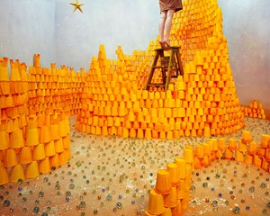 Reaching for the Stars by JeeYoung Lee contemporary artwork