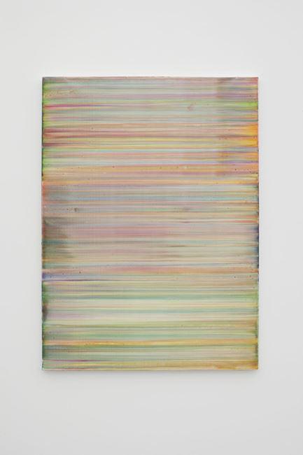 Dela by Bernard Frize contemporary artwork