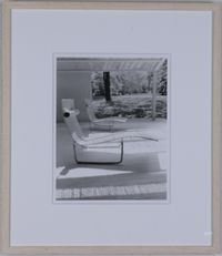 Two Reclining Chair by Mayumi Terada contemporary artwork photography