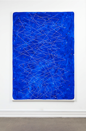 Headmap Footage #2 by John Reynolds contemporary artwork