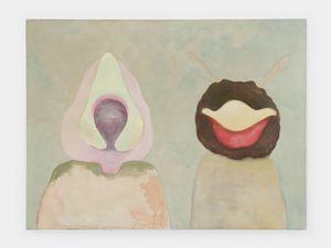 Handsome Duo by Tomoo Gokita contemporary artwork