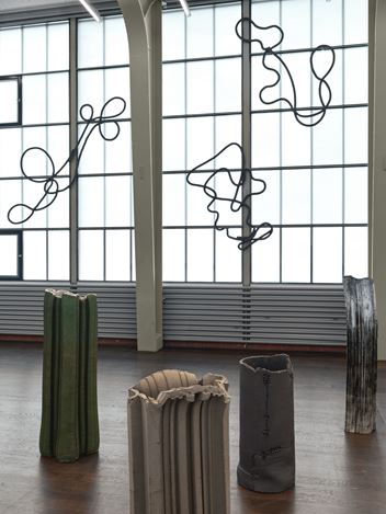 Exhibition view: David Zink Yi, Rare Earths, Hauser & Wirth, Zürich (17 January–29 February 2020). © David Zink Yi. Courtesy the artist and Hauser & Wirth.