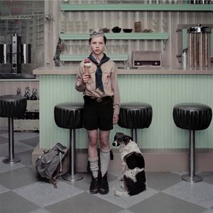 The Ice Cream Parlour by Erwin Olaf contemporary artwork