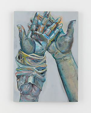 Glove by Ataru Sato contemporary artwork