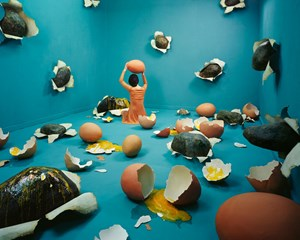 Broken Heart by JeeYoung Lee contemporary artwork