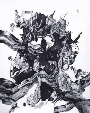 Archipelago 4 by Patricia Perez Eustaquio contemporary artwork