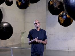 Mark Bradford's Call for Unity at Shanghai's Long Museum