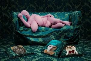 Todos Olham para os Gatos # 02 by Berna Reale contemporary artwork
