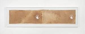 The Illustration of Art/ Tool & Work by Antonio Dias contemporary artwork